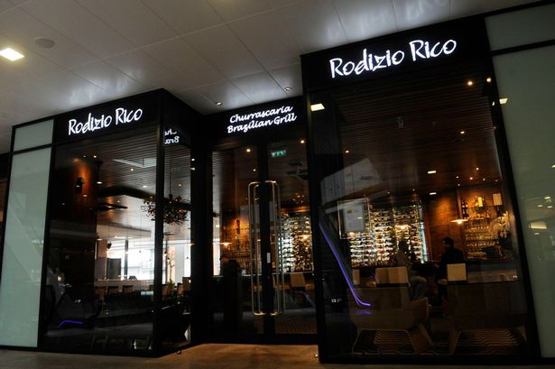 Rodizio Rico: The UK's first Churrascaria