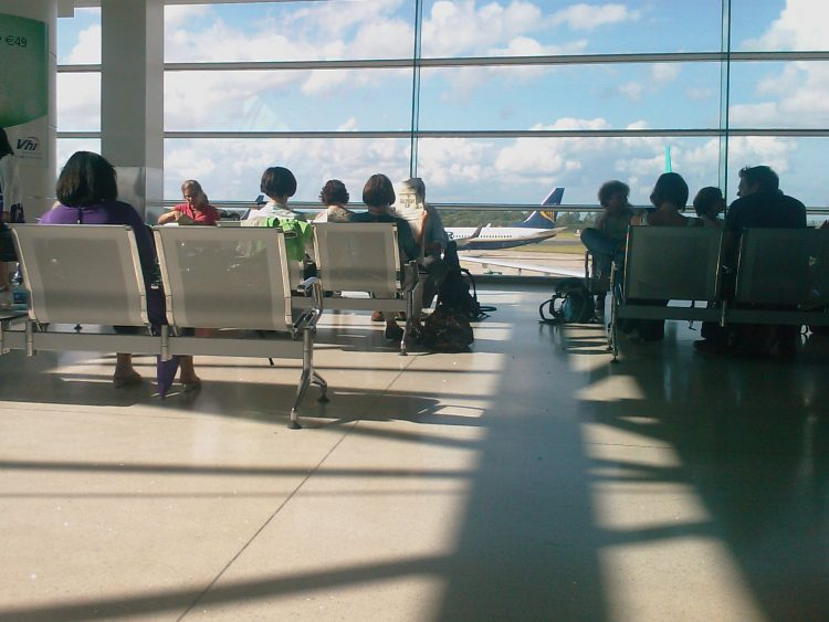 Tips for flying 'student class'