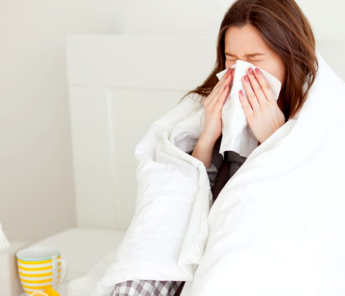 You Don't Have To Be A Fresher To Get The Flu!