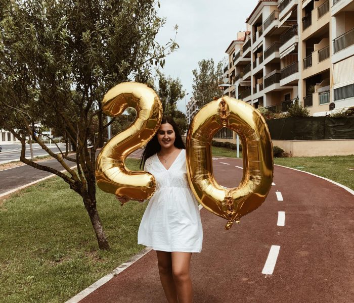 My 20th Birthday + What I got from friends and family