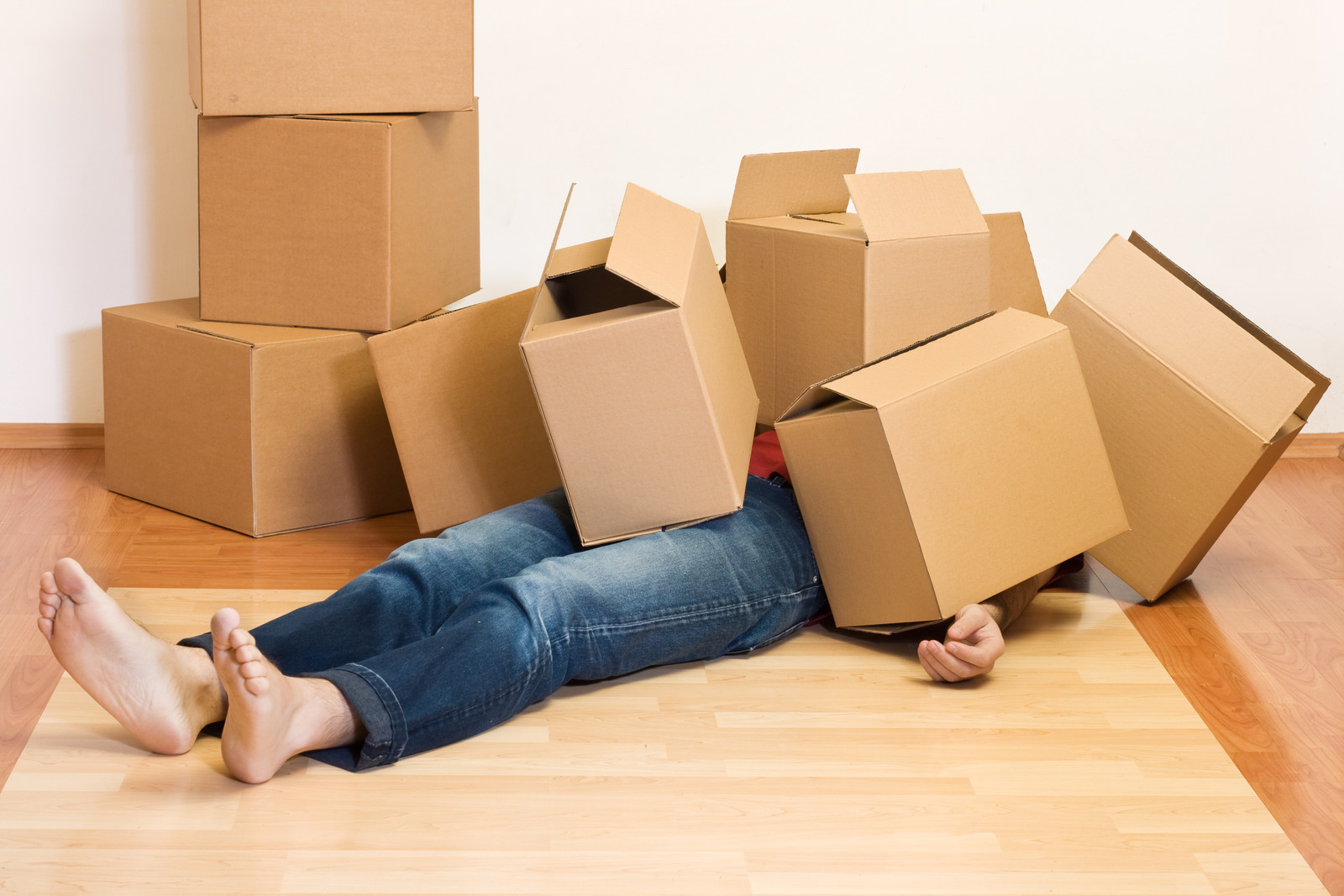 Moving Is… Just The Worst