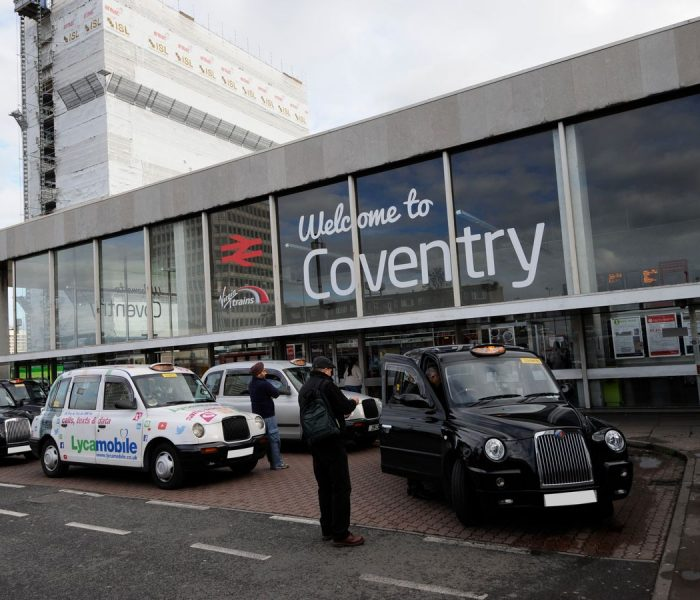 A Day Trip To Coventry