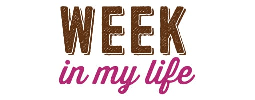 A week in my life: First week back to university