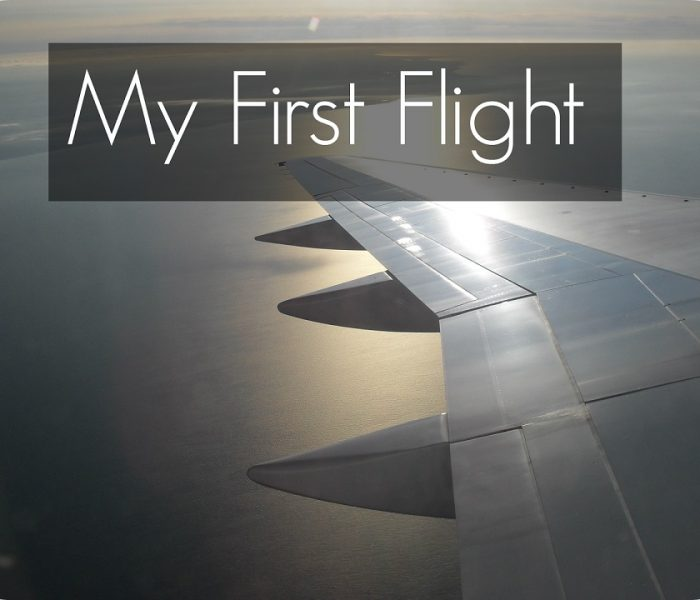 My First Flight