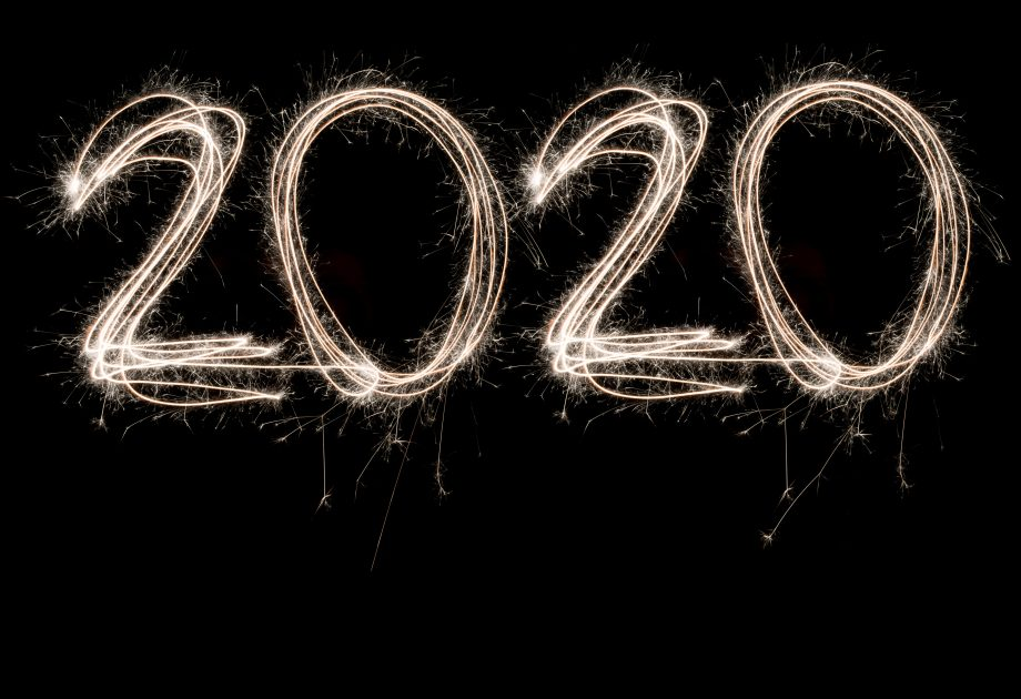 Resolutions for 2020