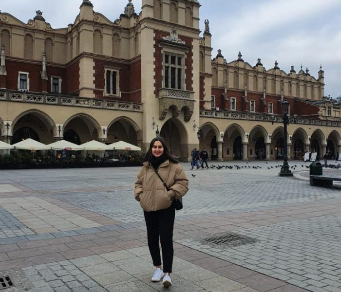 My trip to Kraków