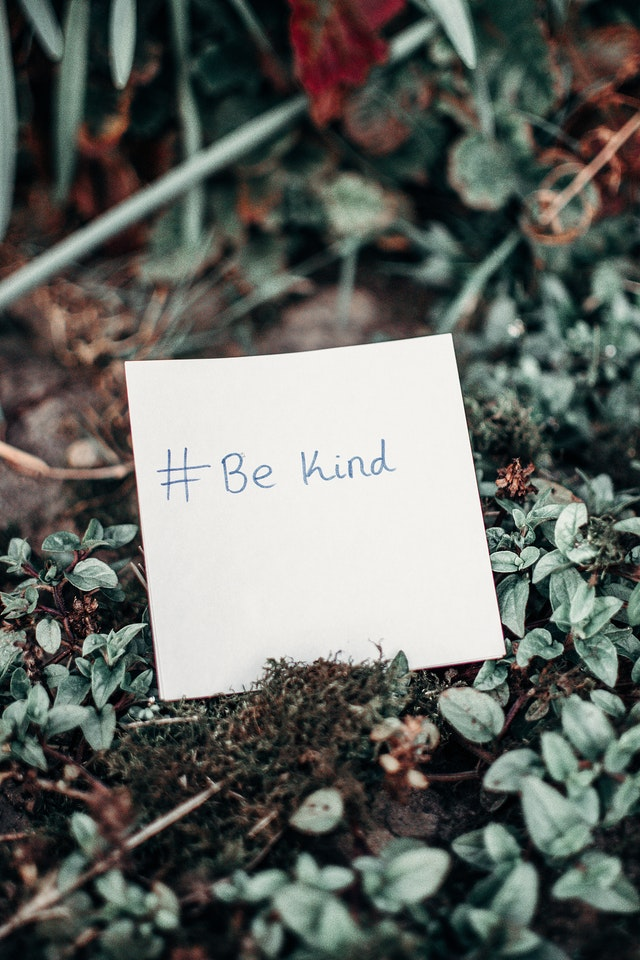 Being right vs. being kind