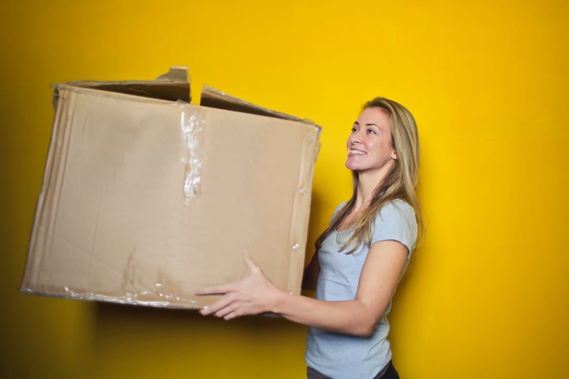 Moving day: Student halls or your own place?