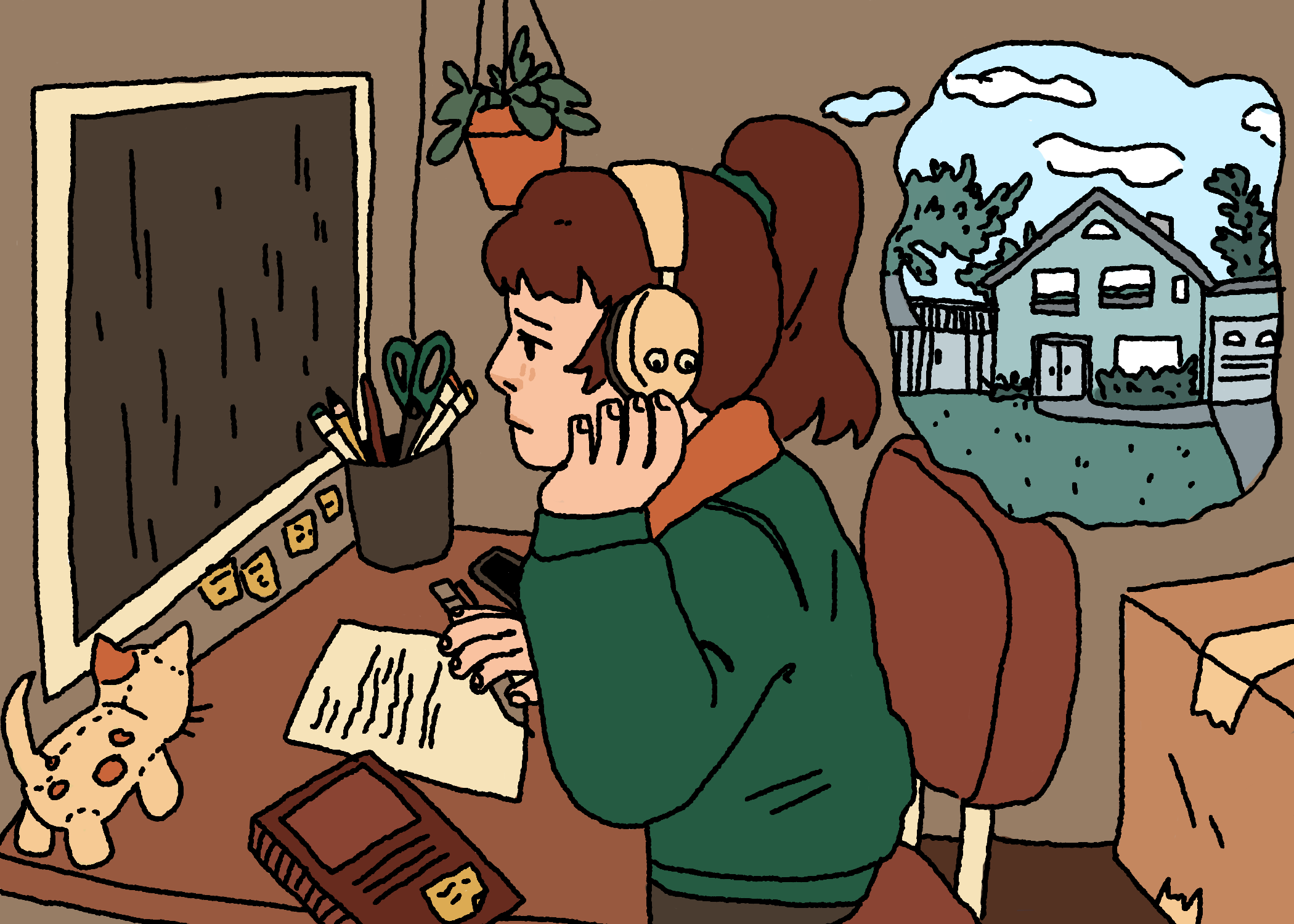 How to avoid being homesick at uni