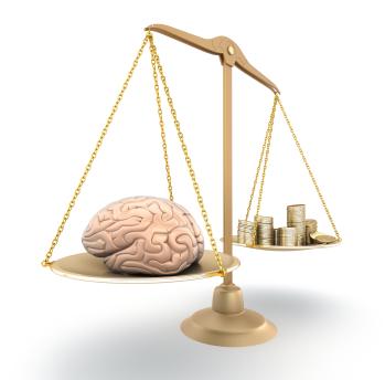 Intelligence vs. Wealth