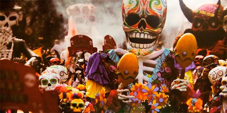 October 31st celebrations in Latin America