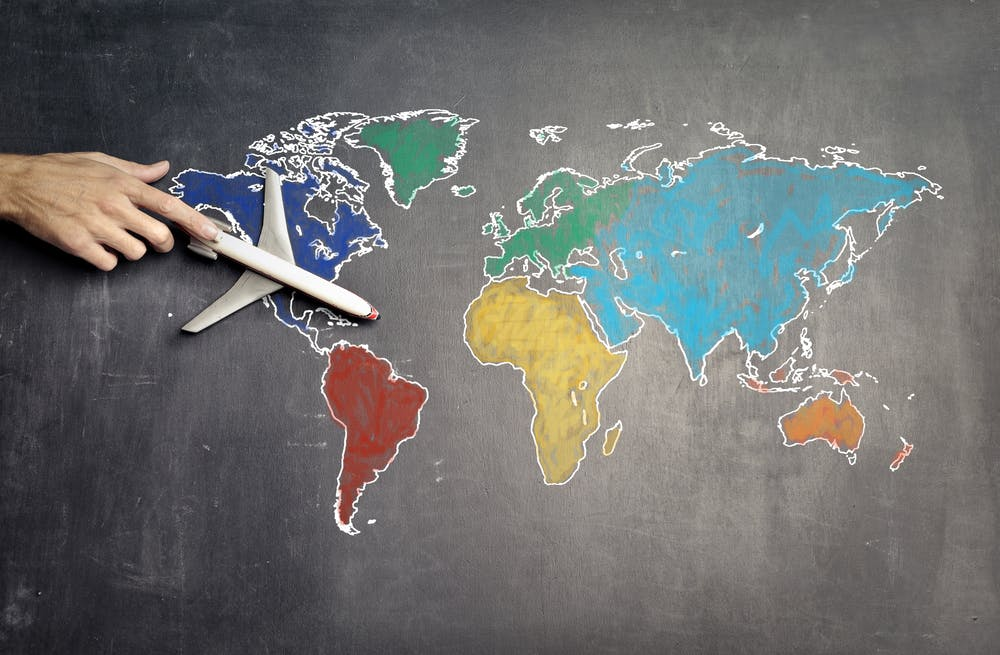 Life as a International Student!