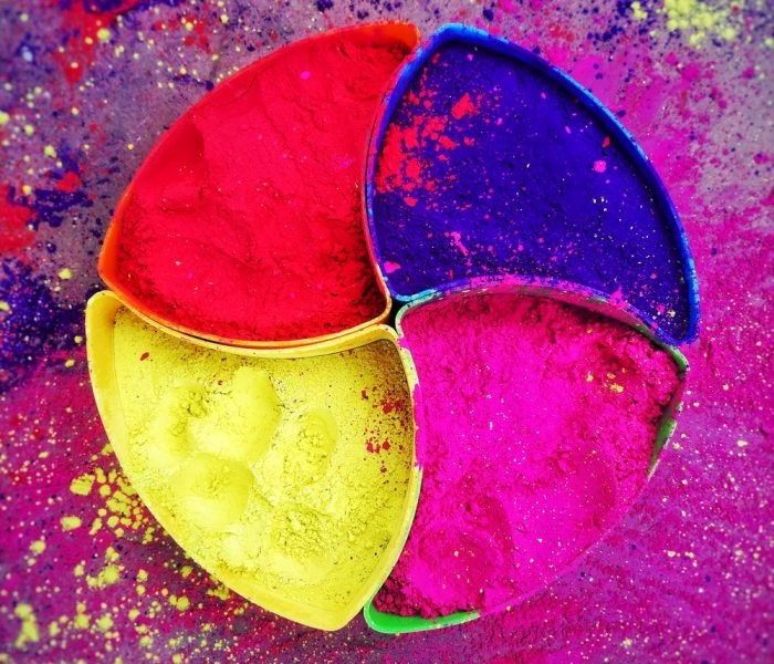 Holi: The festival of Colours!