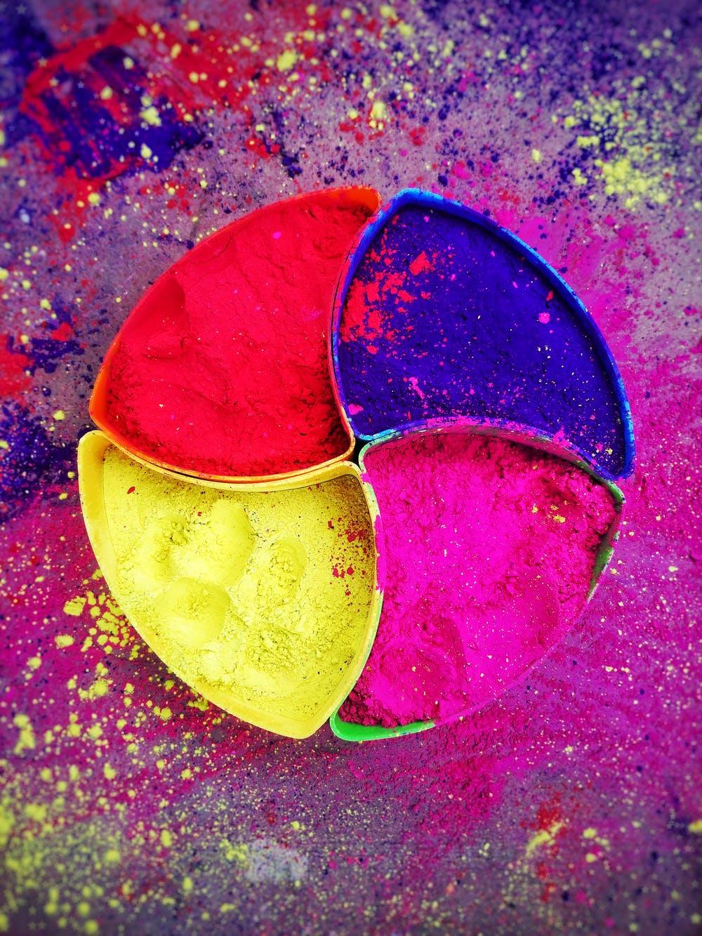 Holi: The festival of Colours!