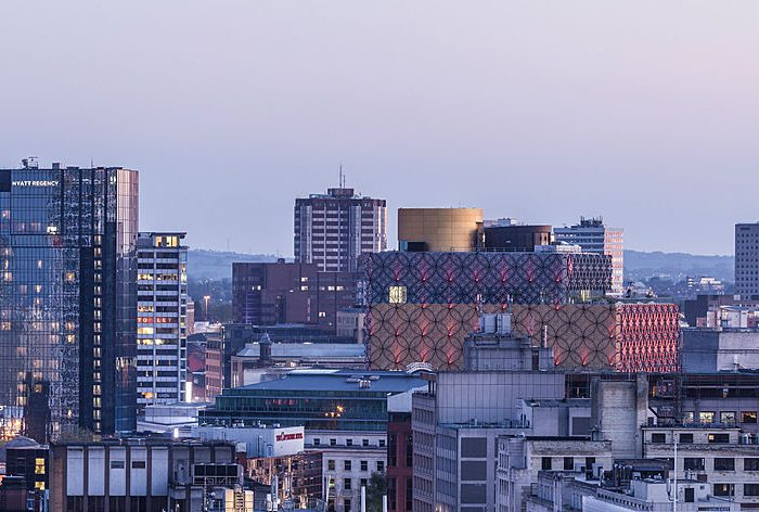 Places to go in Birmingham!
