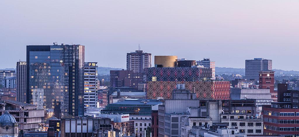 Places to go in Birmingham!