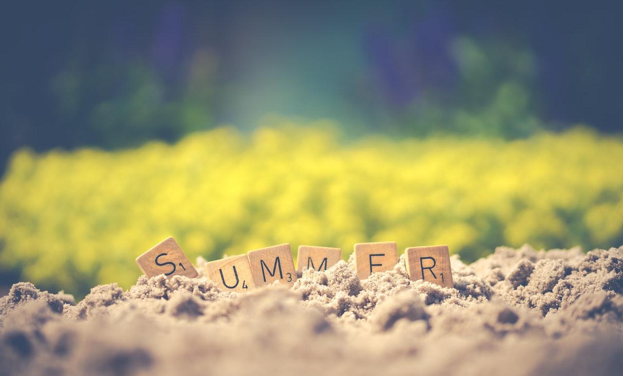 Plans for Summer Break!