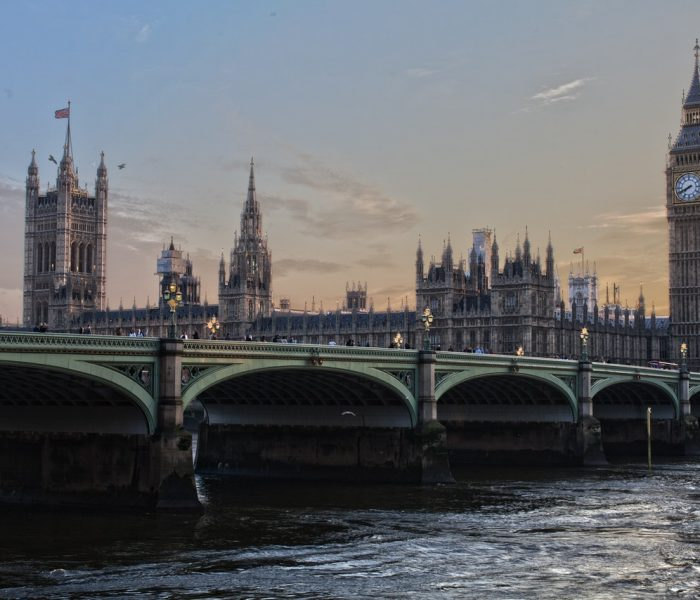 Throwback – My First Trip to London