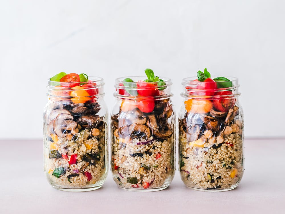 Foods Ideal For Meal Prep